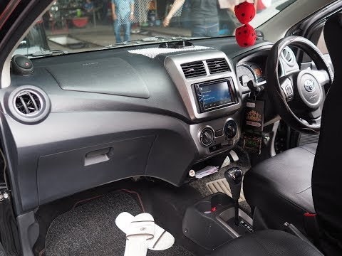 Paket Audio Mobil Toyota Agya Sound Quality By Cliport Car Audio Bandung