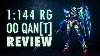The Quantum System Awakens. Character Name: 00 QAN[T] Series: Gundam 00 The Movie -A Wakening of the Trailblazer- Product Line: 1/144 REAL GRADE ...