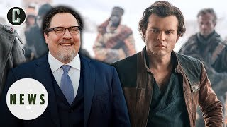 Han Solo Movie: Jon Favreau to Voice an Alien Character