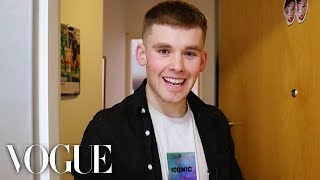 73 Questions With Stephen Tries | Vogue Parody