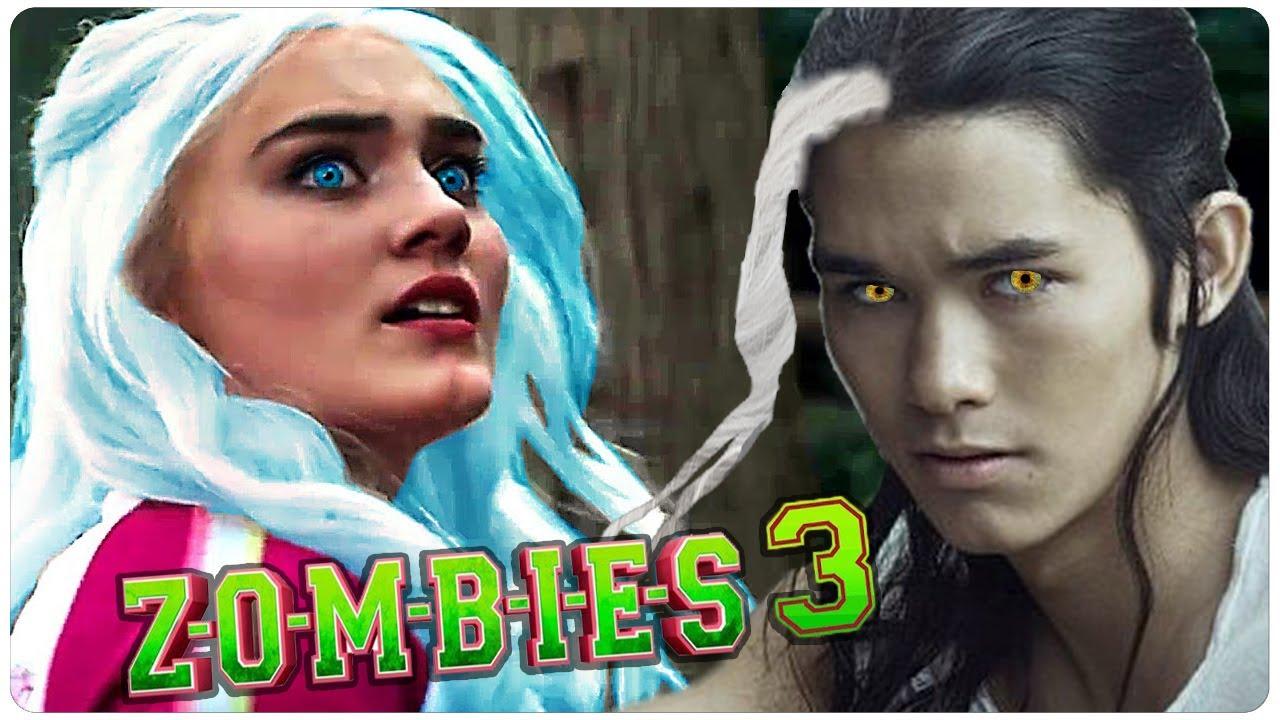 ZOMBIES 3 Teaser (2021) With Meg Donnelly & Milo Manheim