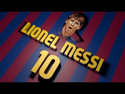 Lionel Messi - Magica ● Gols ● Dribles ●  HD