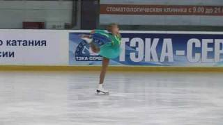 "Gordeeva Natalya ""Хрустальный конек 2009"""