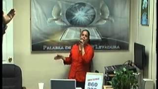 Palabra De Dios Sin Levadura Pastora  JOAN SANCHEZ