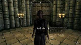 Labyrinthian part 3 -How to get into the ceremonial door