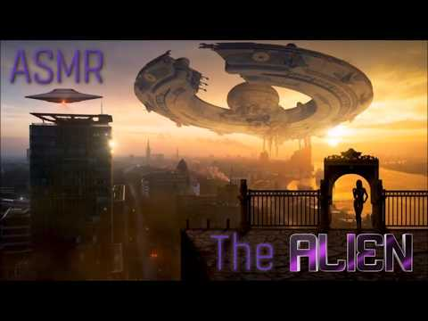 ASMR, The Alien - Sci Fi Audio Adventure