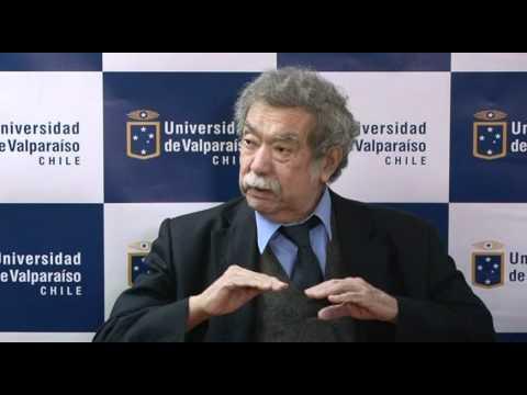 Raúl Ruiz en Universidad de Valparaíso