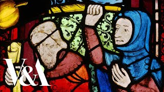 How was it made? Stained glass window | V&A