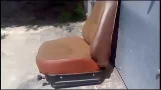 Ремонт .восстановление переднего сидения ваз