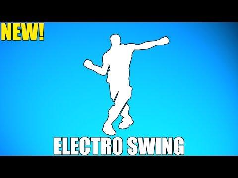 FORTNITE ELECTRO SWING EMOTE (1 HOUR)