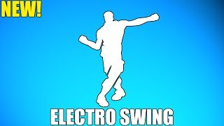 FORTNITE ELECTRO SWING EMOTE (1 HOUR)