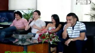 part 2 dugong buhay media conference