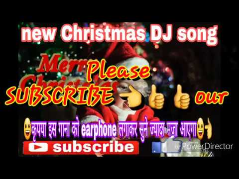 👉😀New best Christmas DJ song 2018-19$$ DJ  raj anoj!!pattalguon