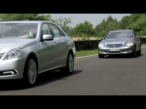 2010 Mercedes-Benz E-Class: Technology