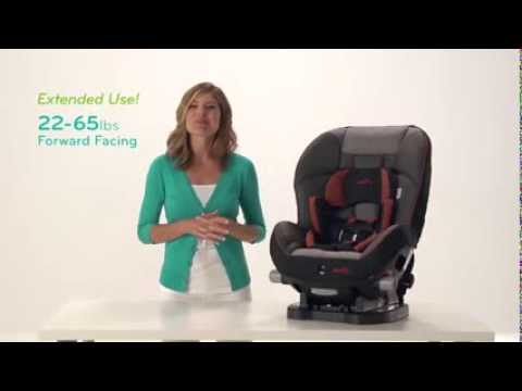 Evenflo Triumph Lx Convertible Car Seat Product Knowledge Sd