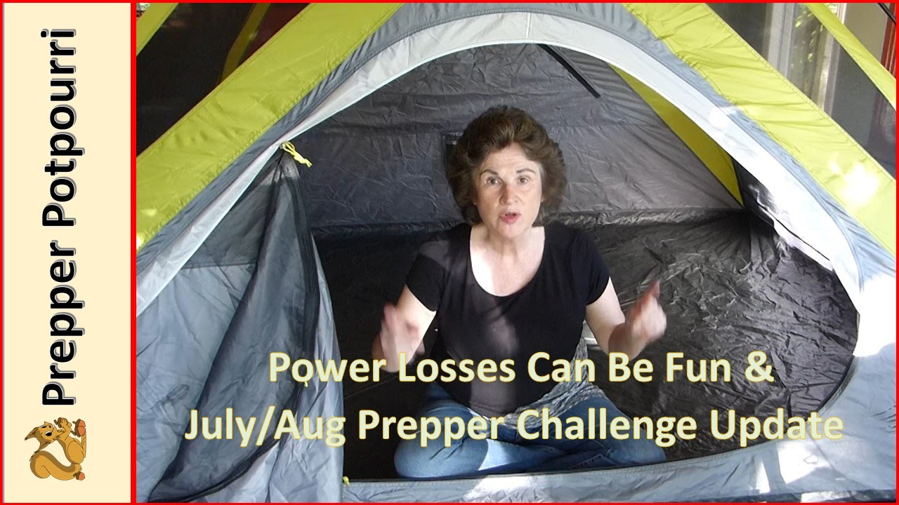Power Outage Prepper - Power Out Prepper