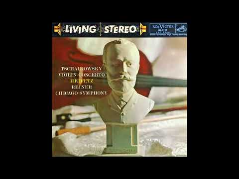 Tchaikovsky Violin HEIFETZ Reiner / Chicago Symphony