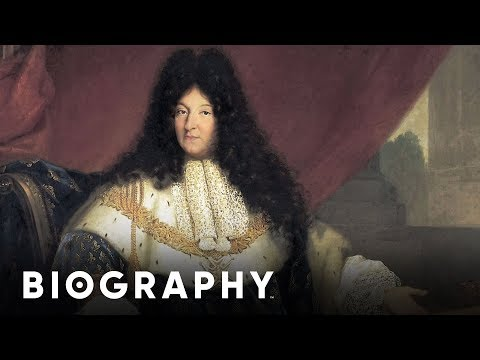 Louis XIV - King of France & Known as the Sun King | Mini Bio | BIO