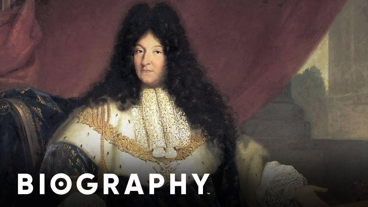 Mini Louie >> Louis XIV - King of France & Known as the Sun King | Mini Bio | BIO - YouTube