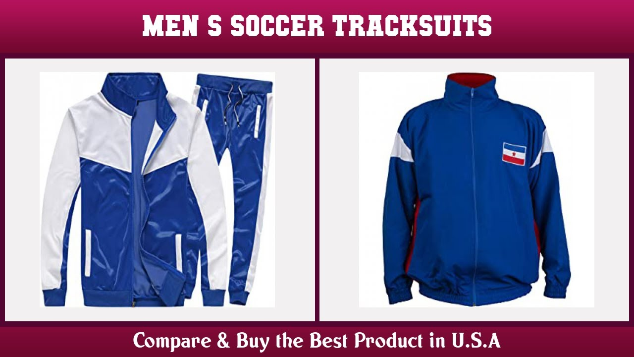 Download Top 10 Men S Soccer Tracksuits to buy in USA 2021 | Price & Review