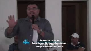 Éderson Castro Pimpão Sessão Itinerante Setor NH5