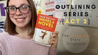 OUTLINING SERIES #2 (THREE ACT STORY STRUCTURE)