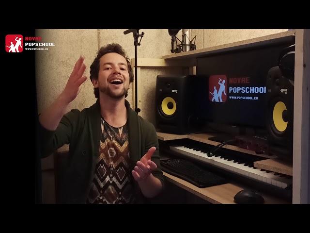 Novae Popschool zangtips | Pimp my Cover #3 - 12 zangtechnische keuzes