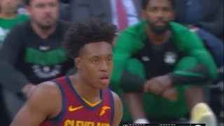 Collin Sexton Shows LeBron James & Kyrie Irving He Can Carry The Cavs With Kevin Love in NBA Debut!