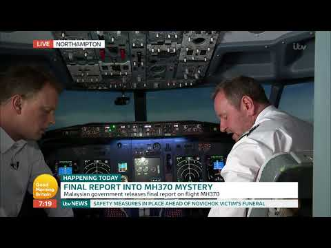 Final Report Into MH370 Mystery | Good Morning Britain