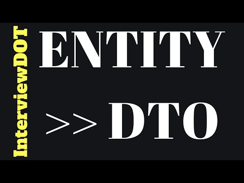 entity-to-dto-convertion-using-modelmapper