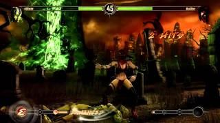 """Смешновки #99.9 - Mortal Kombat: KE - """"Сплошное мяско"""""""