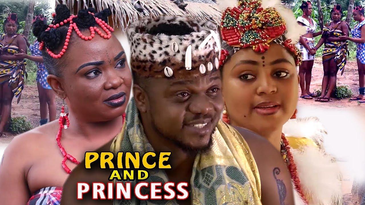 Download Prince And Princess Season 1 & 2 - ( Ken Erics / Regina Daniels ) 2019 Latest Nigerian Movie