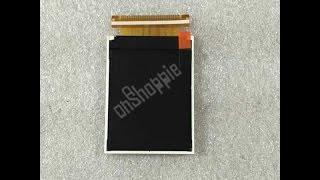 Samsung B310 Display Change