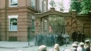 """А.Дедюшко в фильме """"Мать"""" (эпизод)"""