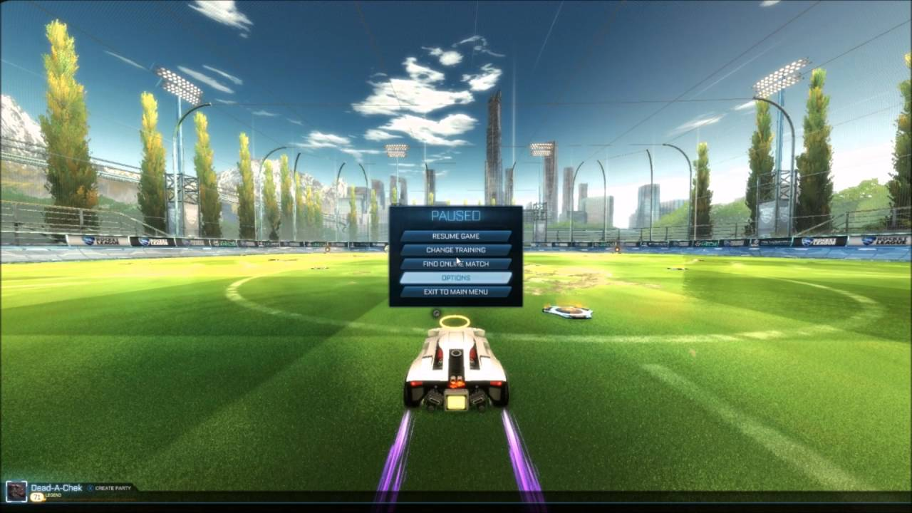 Rocket League Camera Settings That The Pros Use - (Improve