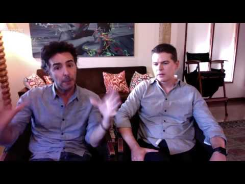 """""""Arrival"""" producers Shawn Levy and Dan Levine dish behind-the-scenes stories"""