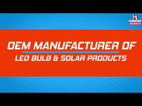 LED Bulb and Solar Products by Geie Solar Products India Pvt Ltd, Ghaziabad