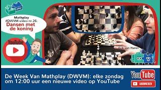 Dansen met de koning op spellenspektakel - DWVM#26