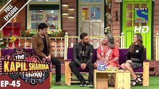 The Kapil Sharma Show दी कपिल शर्मा शो Ep 45 Yuvraj Hazel in Kapil 39 s Show 24th Sep 2016