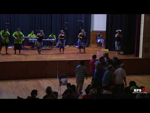 Kiribati - Tabukin Tion YCL Gospel Singers (Kunan Nikunau) - Pukekohe Town Hall Show 12 Jan 2018