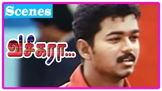 Vaseegara Tamil Movie | Climax Scene | Nizhalgal Ravi cancels wedding | Vijay and Sneha unite