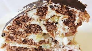 """рецепт как приготовить торт """"ПАНЧО""""/Cake recipe"""