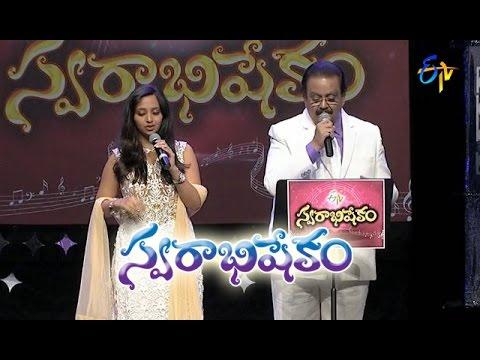 Kukuku Kokila Raave song - Balu, Malavika Performance in ETV Swarabhishekam - Houston, USA