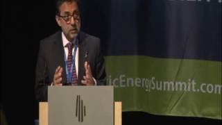 AES 2013 - Ambassador Luis Arreaga, Embassy of the United States, Iceland