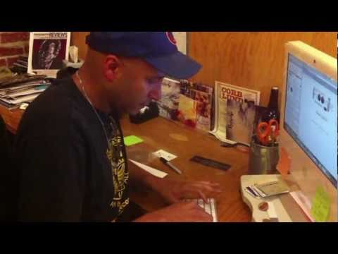 Tom Morello Plays the Google Homepage Guitar for Les Paul's Birthday