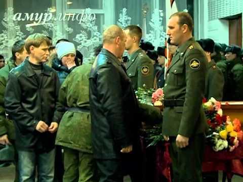 В Белогорске простились с комбатом Сергеем ...