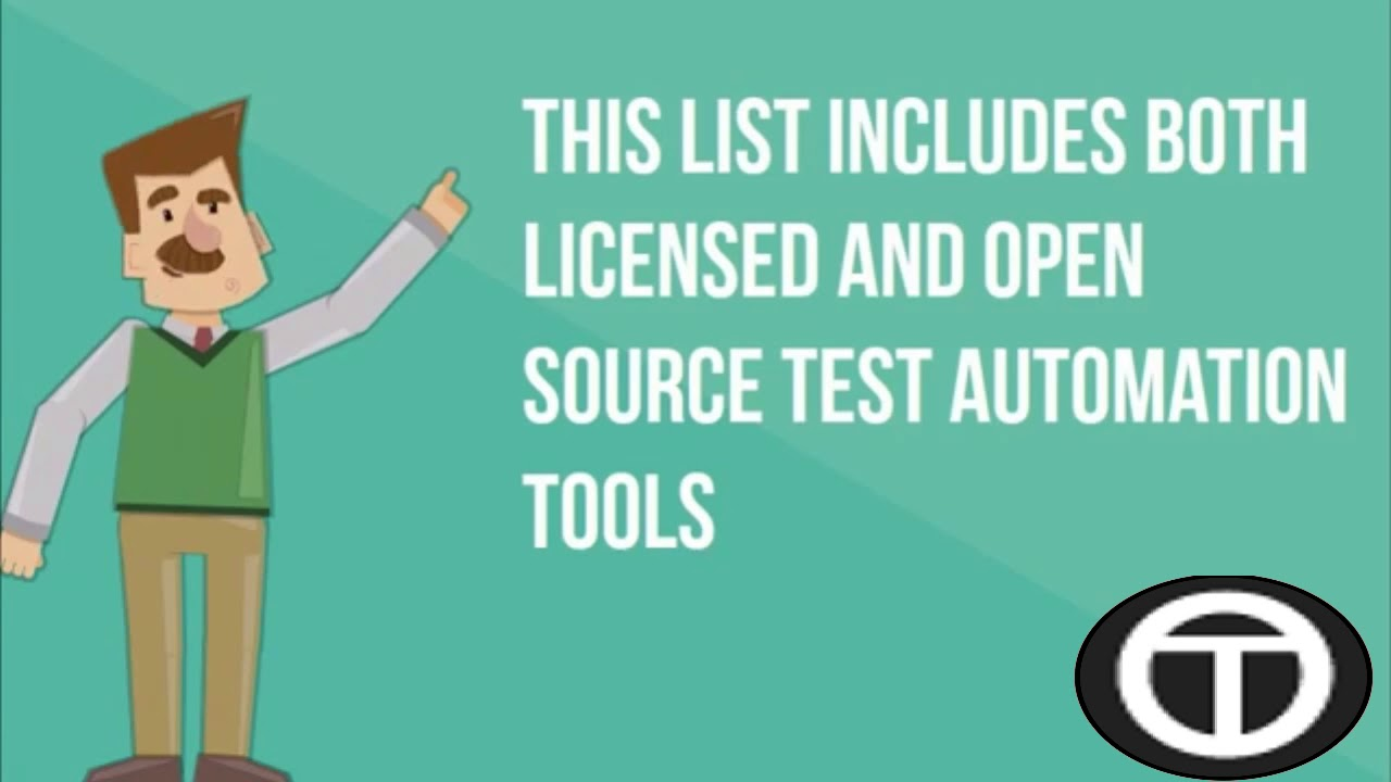 Top Mainly Used Automation Testing Tools @ TestOrigen