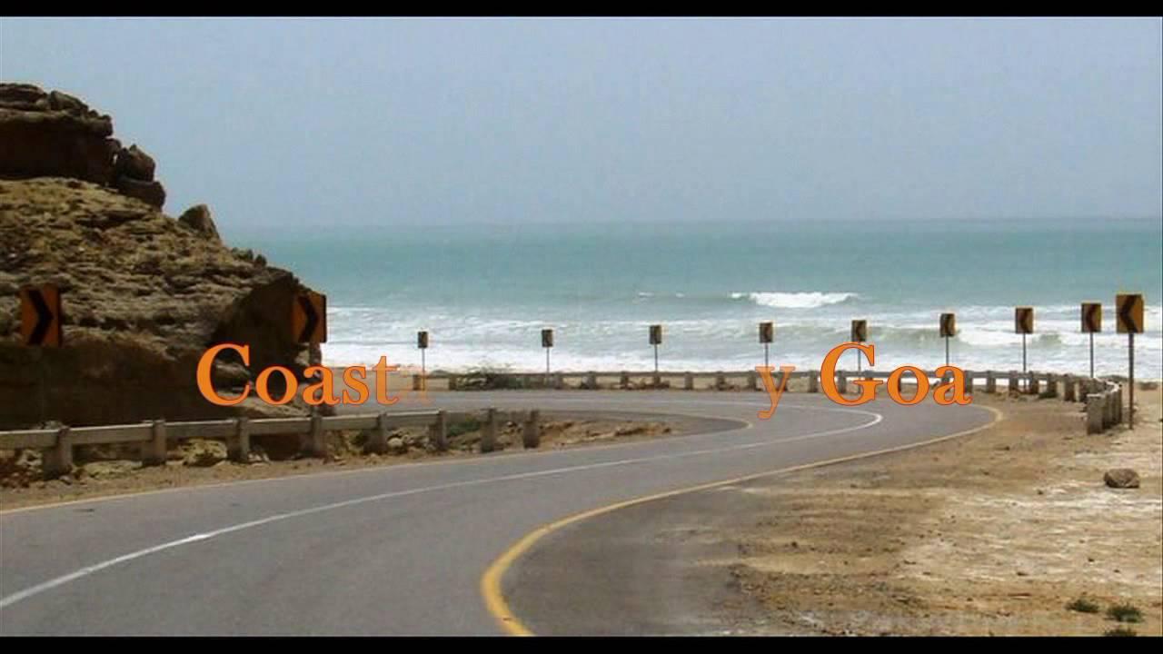 Top 10 #Beach Road #in India - YouTube