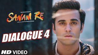 SANAM RE Dialogues  PROMO 4 -