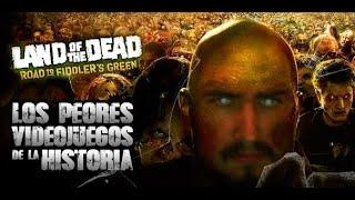 Los Peores Videojuegos de la Historia: Land of the Dead